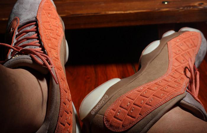 248864f6806f24 ... 02  CLOT Air Jordan 13 Low Sepia Stone AT3102-200 03 ...