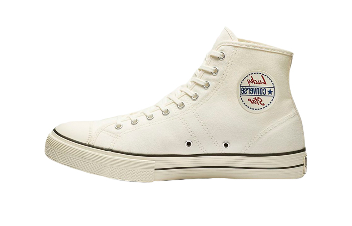 0dbe520ac4c Converse Lucky Star High Top Egret 163158C – Fastsole