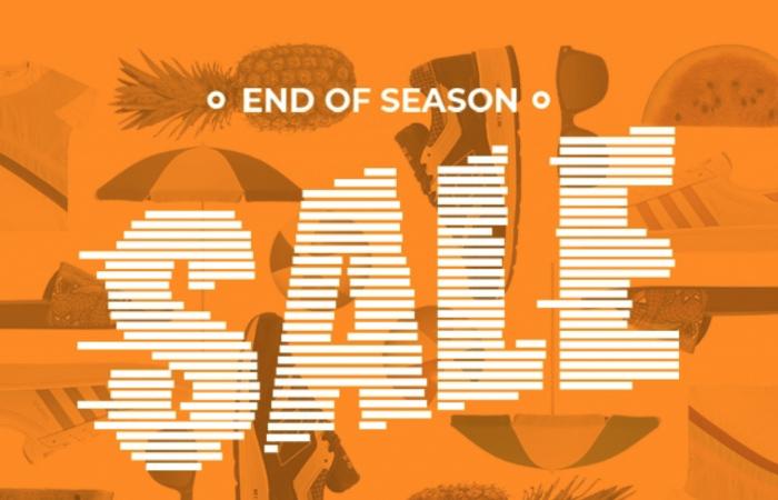 End of season Sale Live at Sneaker Baas ft