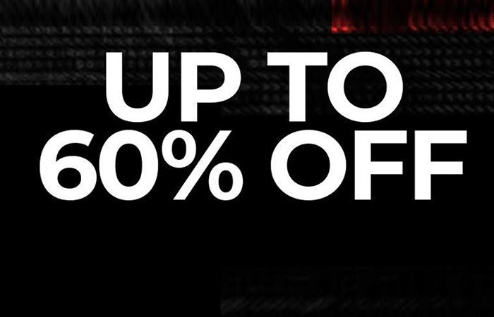 FootAsylum 60% Holiday Sale is Live ft
