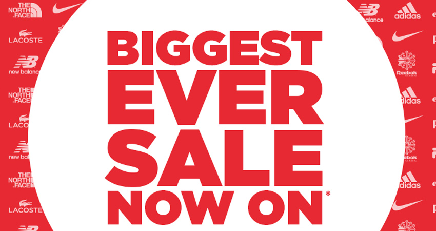 JD Sports Biggest Sale Ever with Code: PR20 </p>                     </div>   <!--bof Product URL --> <!--eof Product URL --> <!--bof Quantity Discounts table --> <!--eof Quantity Discounts table --> </div>                        </dd> <dt class=