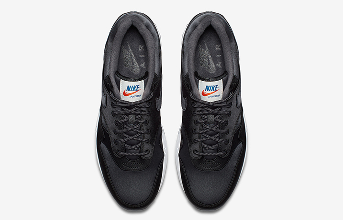 Nike Air Max 1 Satin Black AO1021-001