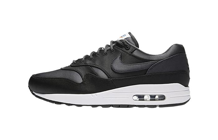 Nike Air Max 1 Satin Pack Black AO1021-001 01