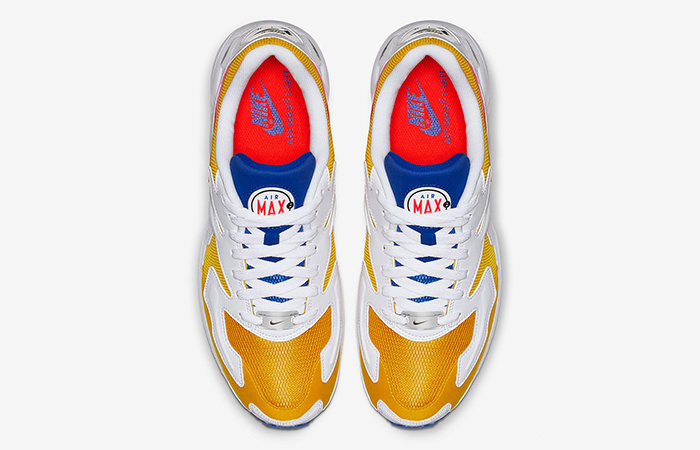 Nike Air Max 2 Light Gold AO1741-700