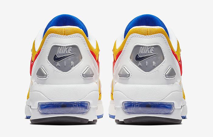 Nike Air Max 2 Light White AO1741-700