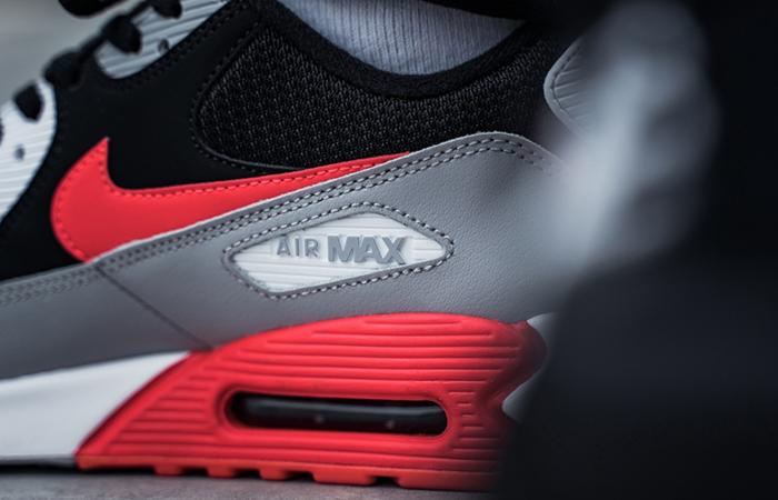 separation shoes 1fc0e 31c24 Nike Air Max 90 Infrared AJ1285-012