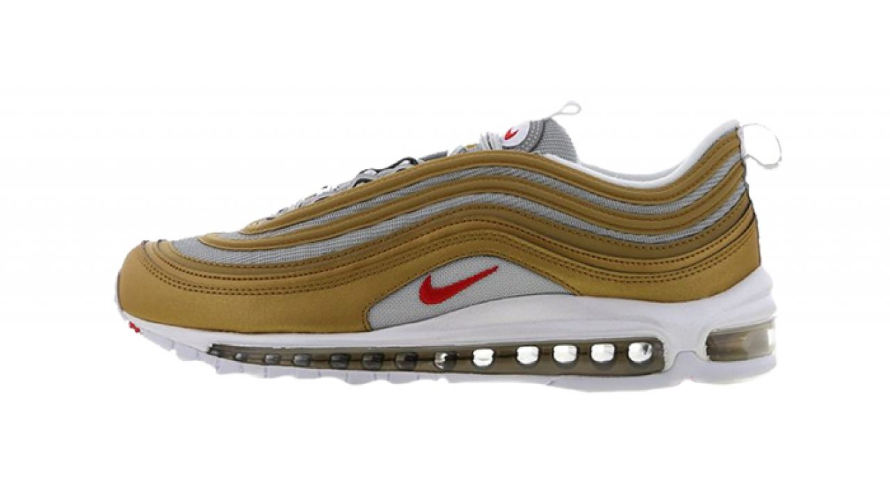 88fcb555 Nike Air Max 97 Gold BV0306-700