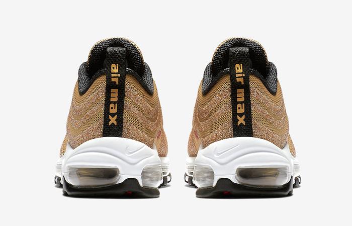 9a9eff58791eeb Nike Air Max 97 LX Swarovski Metallic Gold 927508-700 – Fastsole