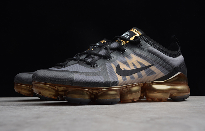 Nike Air VaporMax 2019 Black Gold AR6631-002 03