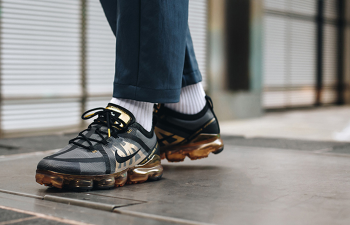 Nike Air VaporMax 2019 Gold AR6631-002