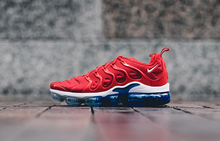ffa0d931f591b Nike Air Vapormax Plus Red Blue 924453-601 – Fastsole