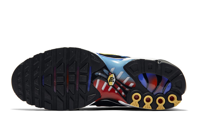 size 40 99fcb 7a04c Nike TN Air Max Plus Greedy Orange Blue AV7021-001