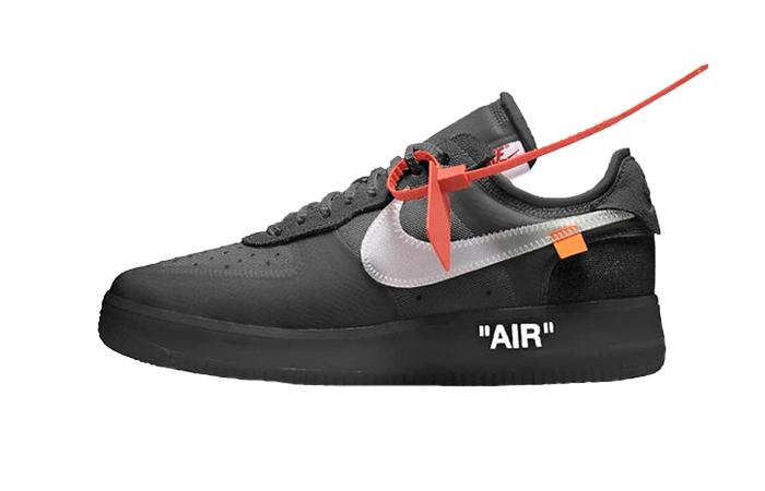 Off White x Nike Air Force 1