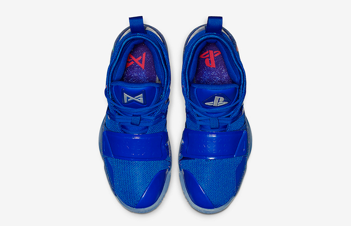 pretty nice d8b93 8dc08 PlayStation Nike PG 2.5 Blue BQ8388-900