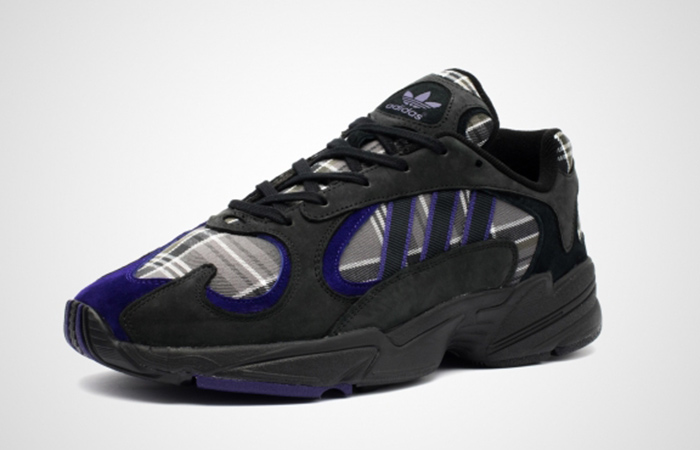 adidas Black Purple EF3965