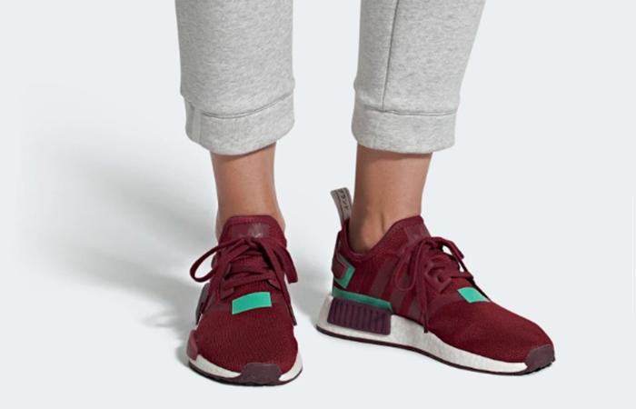 adidas NMD R1 Womens BD8007