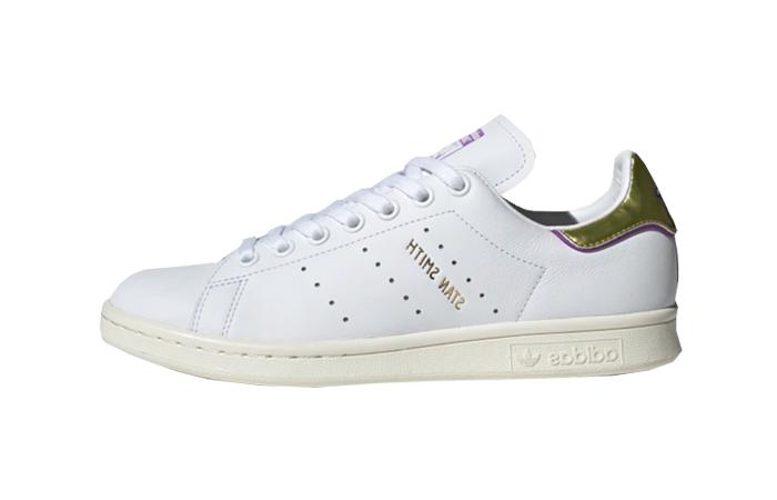 buy popular b424c 90129 adidas Stan Smith TFL White Gold EE7279