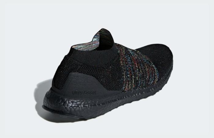 adidas Ultraboost Laceless Black B37685