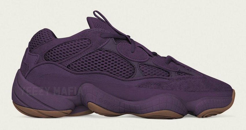 adidas Yeezy 500 Ultraviolet First Look 01