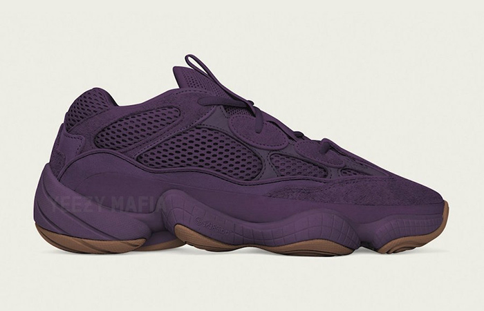 adidas Yeezy 500 Ultraviolet First Look ft