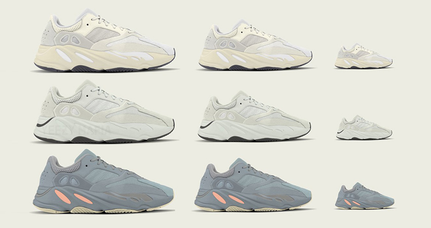 0ccb23a43 adidas Yeezy Boost 700 Spring 2019 Colourways – Fastsole
