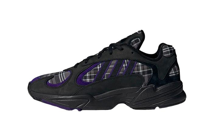 adidas Yung 1 Black Purple EF3965 01