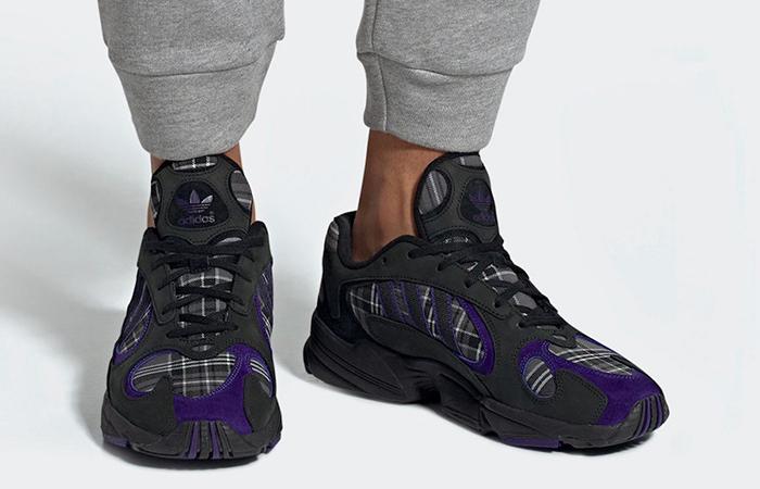adidas Yung 1 Black Purple EF3965 02