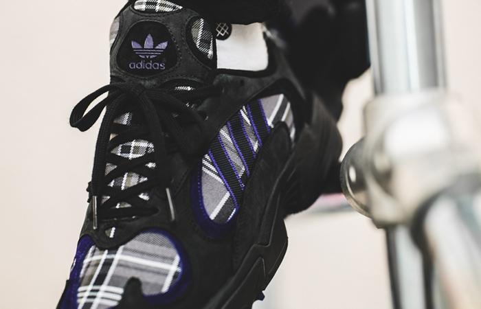 adidas YungBlack Purple EF3965