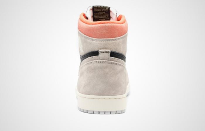 Air Jordan 1 Grey 555088-018