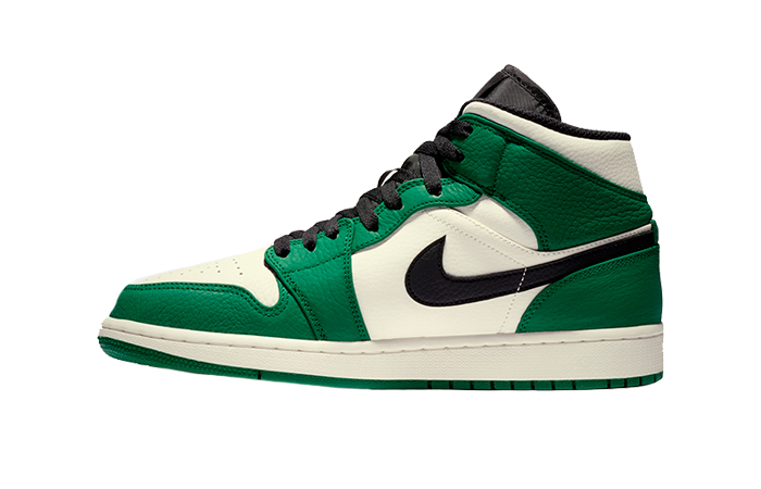 Air Jordan 1 Mid Pine Green 852542-301 01