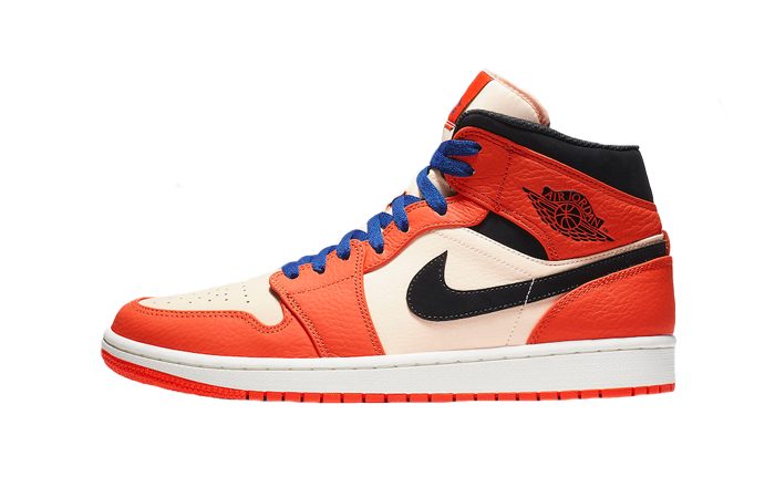 3978ec0080525c Air Jordan 1 Mid Team Orange 852542-800 – Fastsole