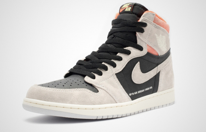 Air Jordan 1 Neutral 555088-018