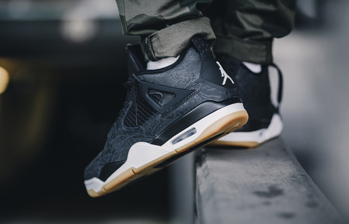 Air Jordan 4 Black CI1184-001