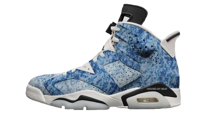 Air Jordan 6 Acid Wash Denim CI3125-401 01