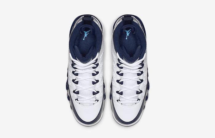 Air Jordan 9 Retro UNC Pearl Blue 302370-145 04