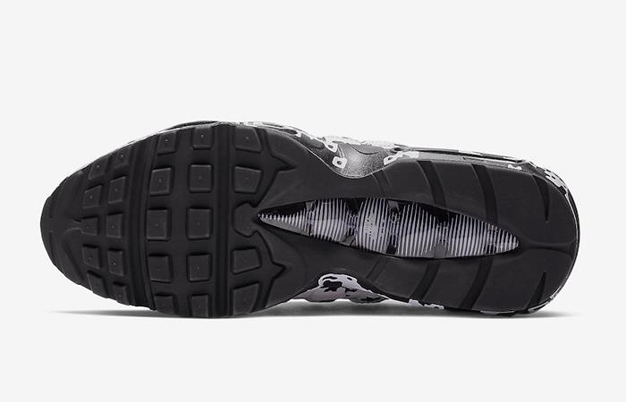 Cav Empt x Nike Air Max 95 Black AV0765-100