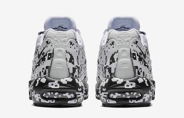 Cav Empt x Nike Air Max 95 White AV0765-100