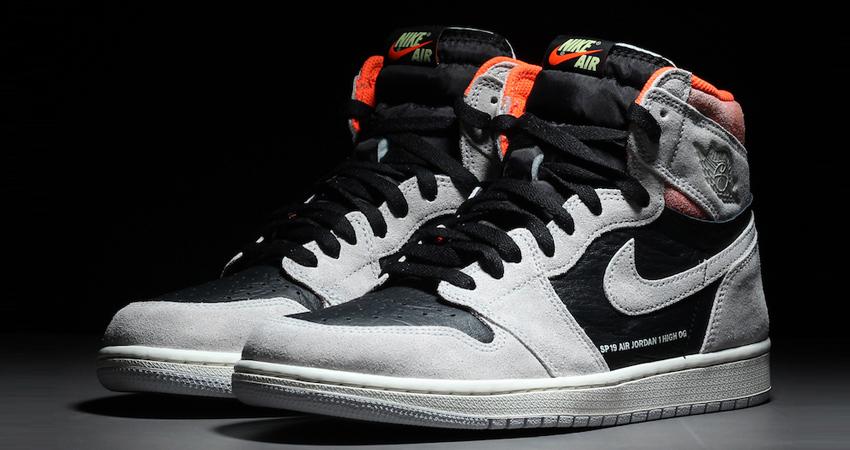 6e9bd5dc6 First Look at Nike Air Jordan 1 Neutral Grey – Fastsole