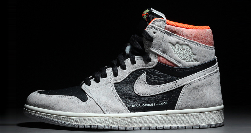 First Look at Nike Air Jordan 1 Neutral Grey 01