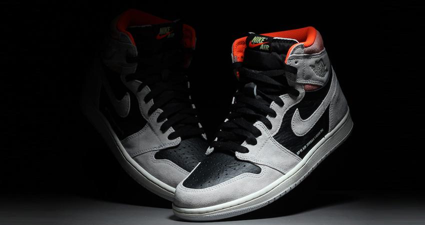 First Look at Nike Air Jordan 1 Neutral Grey 03