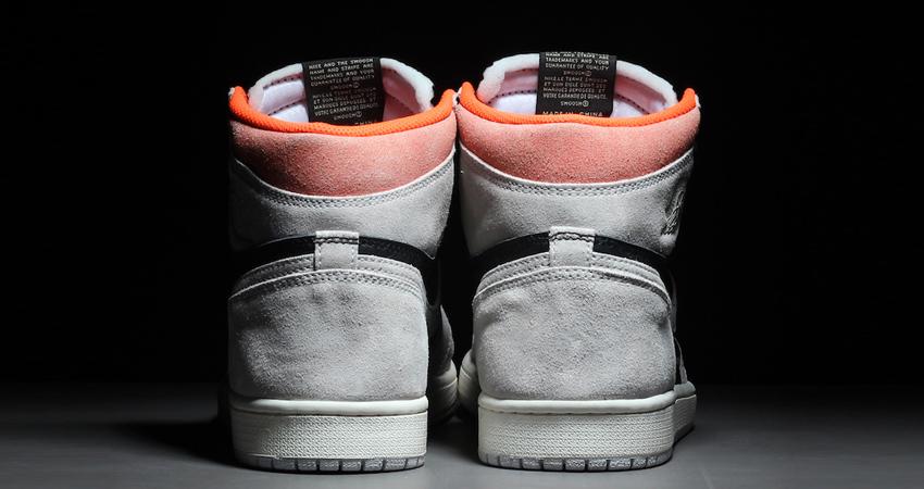 First Look at Nike Air Jordan 1 Neutral Grey 04