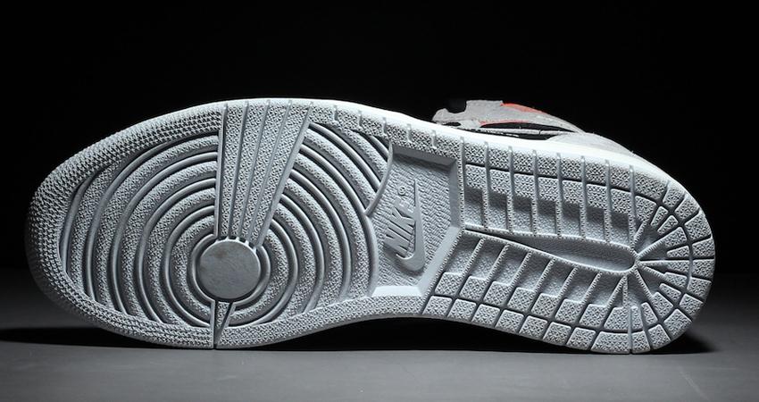 First Look at Nike Air Jordan 1 Neutral Grey 05