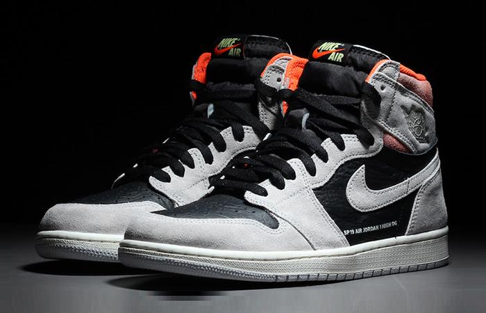 First Look at Nike Air Jordan 1 Neutral Grey ft