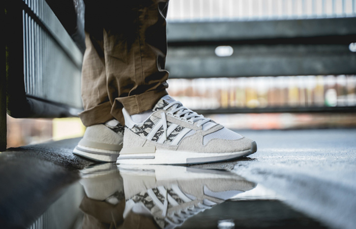 First Look at the adidas ZX 500 RM Snakeskin ft
