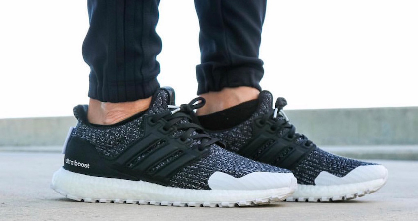 18ea7ad9e6143 Game of Thrones x adidas Ultra Boost Nights Watch Release Date ...