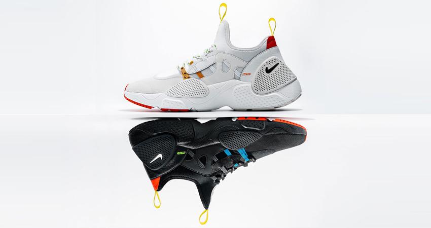 1a6a8595e026 Heron Preston x Nike Huarache EDGE Pack in Detail – Fastsole