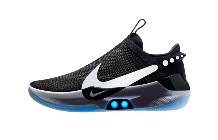 Nike Adapt BB Black Auto Lace AO2582 001