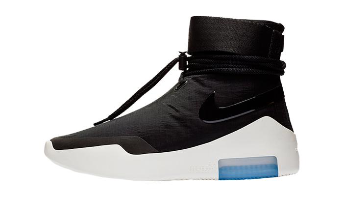 6076ebf8606 Nike Air Fear of God Shoot Around Black AT9915-001