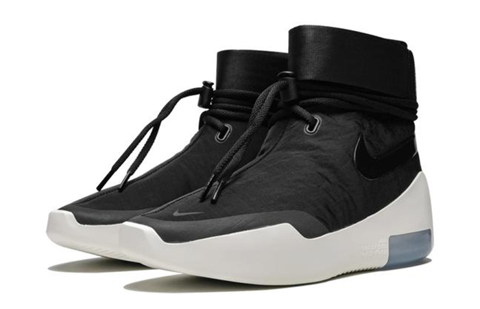 wholesale dealer c9a8d 49444 ... Nike Air Fear of God Shoot Around Black AT9915-001 03 ...