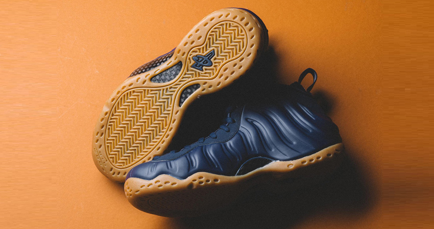Nike Air Foamposite One Midnight Navy Release Date 01